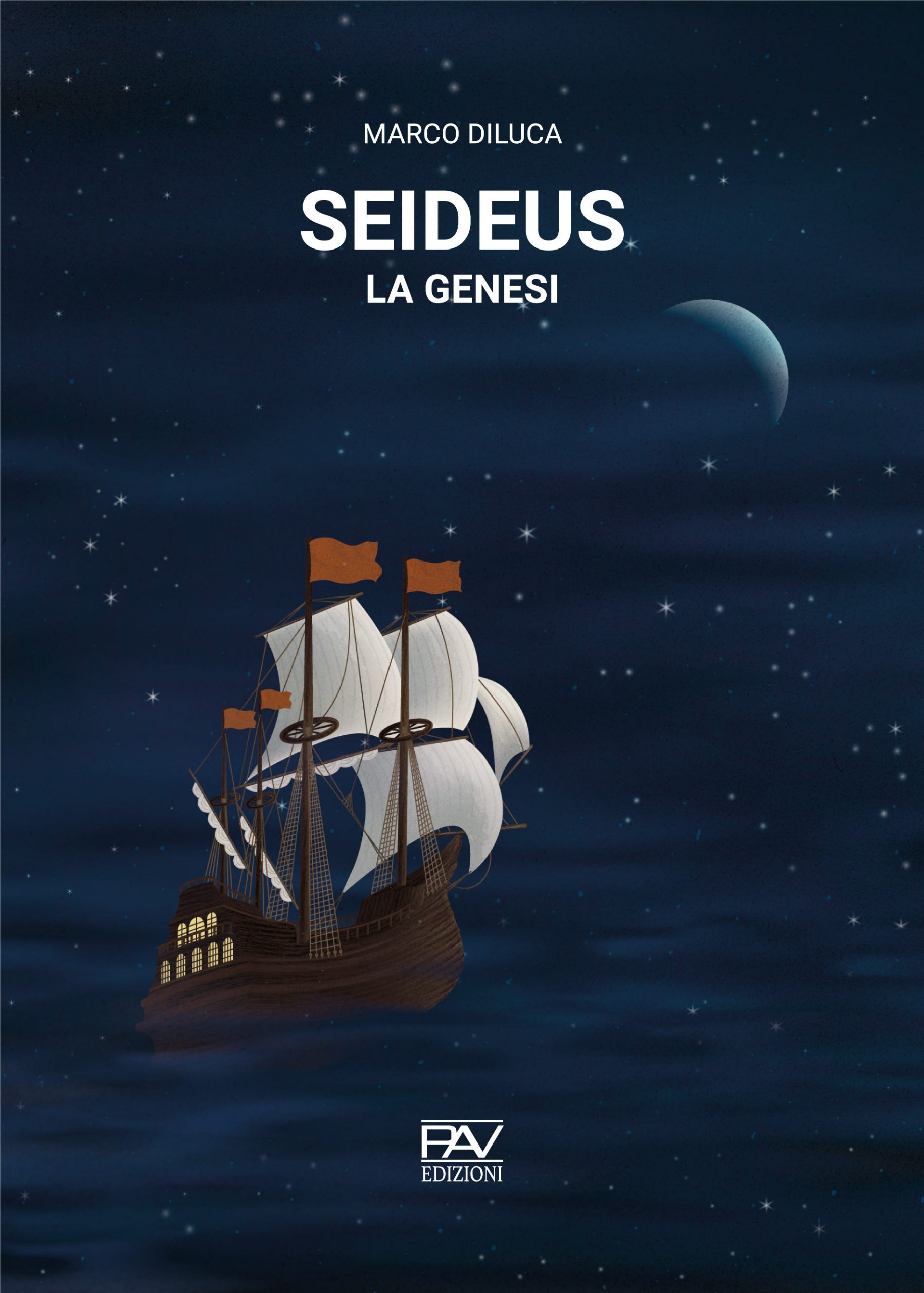 Seideus- La genesi di Marco Di Luca